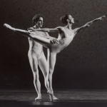 Linda Hindberg, Arne Villumsen in Voluntaries (Tetley). The Royal Danish Ballet